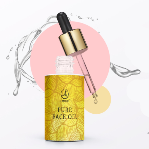 pure face oil
