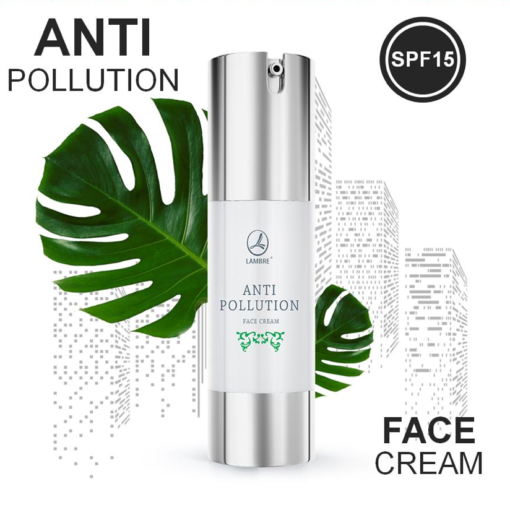 ANTI-Pollution face cream с SPF 15 (крем защитный) 50 ml
