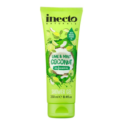 Lime and Mint Shower Gel