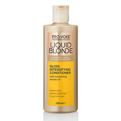PRO:VOKE Liquid Blonde Intense Shine Conditioner 200 мл
