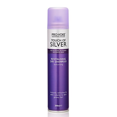 PRO:VOKE Touch of Silver Revitalising Dry Shampoo