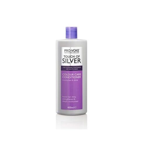 Touch of silver